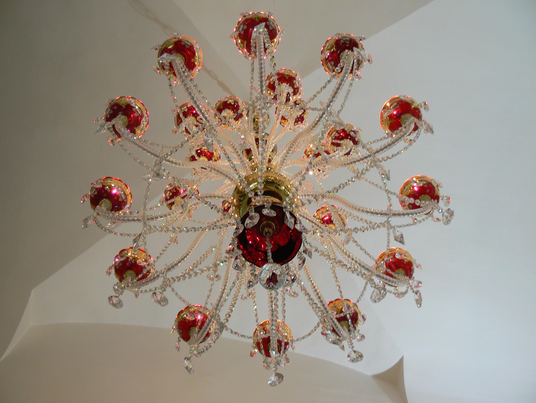 chic boho a cuore chandelier bohemian di pin orecchini forma